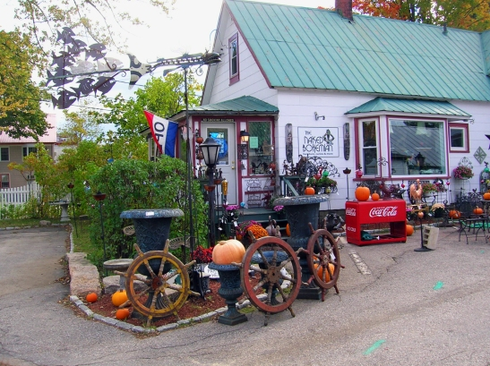 The Naked Bohemian, in North Conway, N.H., offers a quirky assortment of novelty items. Craig Davis/Craigslegz.com